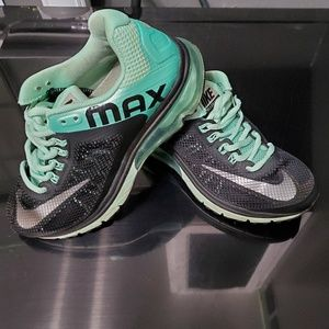 Nike Max running shoes